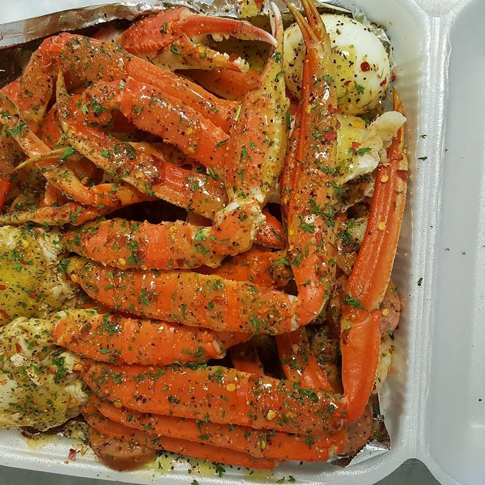 Krab Kingz Seafood - Killeen | Delivery Menu
