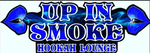 Up in Smoke Hookah Lounge Logo